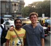 On my trip to India around Diwali 2013, I sat down with Indian screenwriter, director, and film critic Bikas Mishra over coffee in Mumbai.